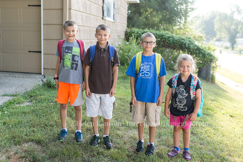 Kids First Day